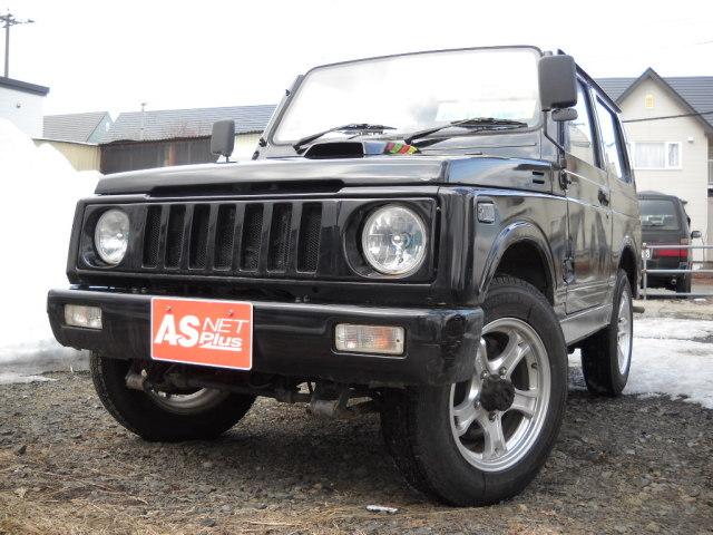 ジムニー バンHC 4WD