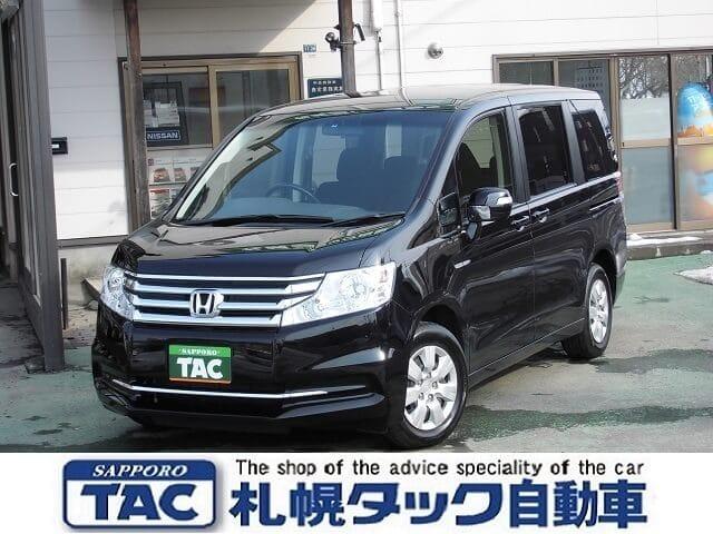 ステップワゴン G-Eセレクション 4WD ナビTV ★両側パワースライドドア★