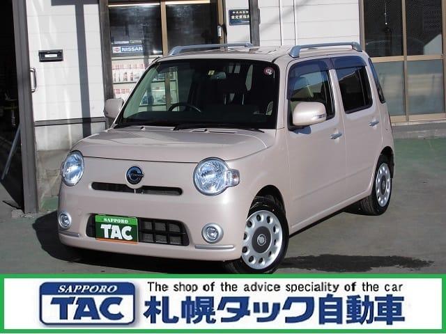ミラココア ココアプラスG 4WD ★HDDナビ バックカメラ★