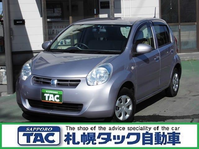 パッソ X ユルリ 4WD ★走行58千キロ★