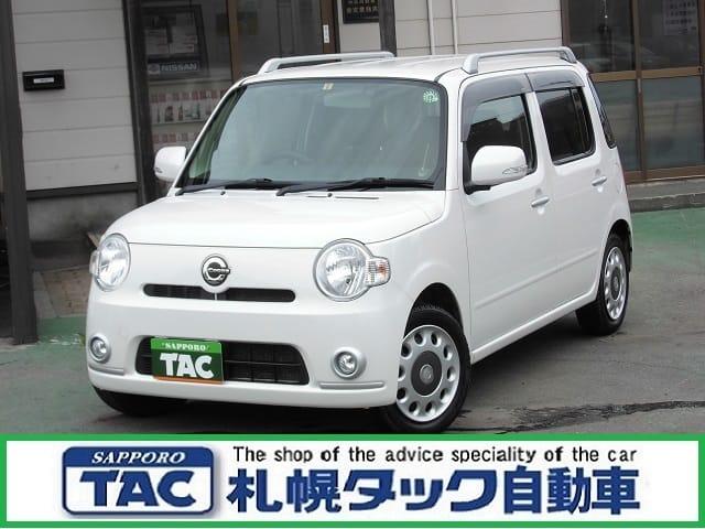 ミラココア プラスX 4WD ワンオーナー ★エンジンスターター★