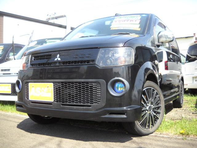 eKスポーツ RSエアロ 4WD