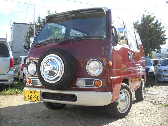 サンバーディアス クラシック 4WD