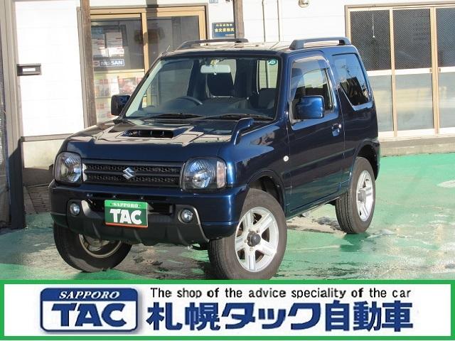ジムニー XC 4WD ナビTV ETC バックカメラ